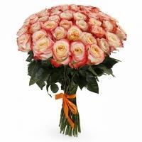 Букеты из Элитных Роз «Кабарет»