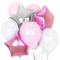 """Набор воздушных шаров """"Pink S"""""""