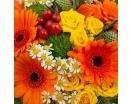 Букет невесты «Осенняя Сказка»