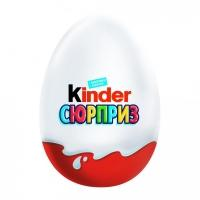 Шоколадное яйцо «Киндер сюрприз»