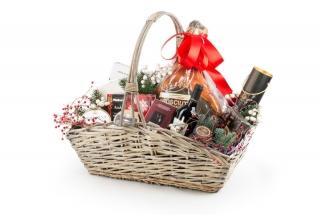 Что такое «подарочная корзина»?